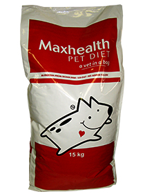 Maxhealth pet food